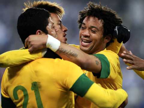 Brazil Croatia 11' Marcelo own goal