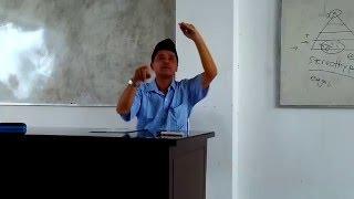 Kuliah Seru Bersama Dr. Rudolf Chrysoekamto : Geografi Islam, Bukti Manusia Beasal Dari Unsur Air