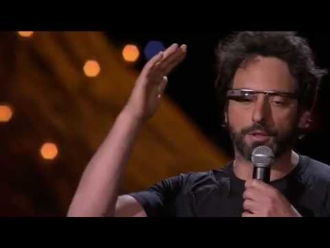 Sergey Brin Talks About Google Glass At Ted 2013