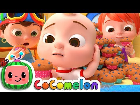The Muffin Man | CoCoMelon Nursery Rhymes & Kids Songs