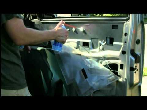 2000 GMC Sierra - repairing sticky door locks