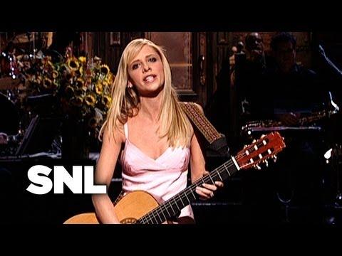 Sarah Michelle Gellar Monologue: Vampires - Saturday Night Live
