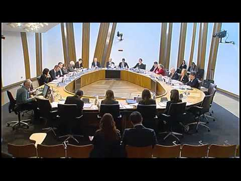 Education and Culture Committee - Scottish Parliament: 7th January 2014