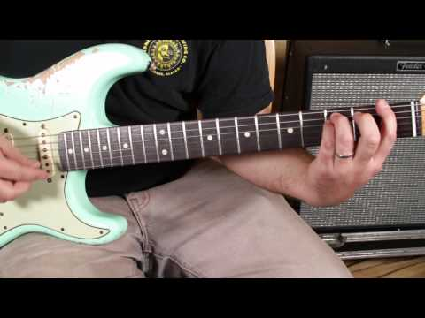 0 The Black Keys   Gold on the Ceiling   Blues Rock Guitar Lesson
