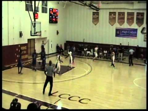 Josh Brown Highlight Film 2013-14 Lehigh Carbon Community College
