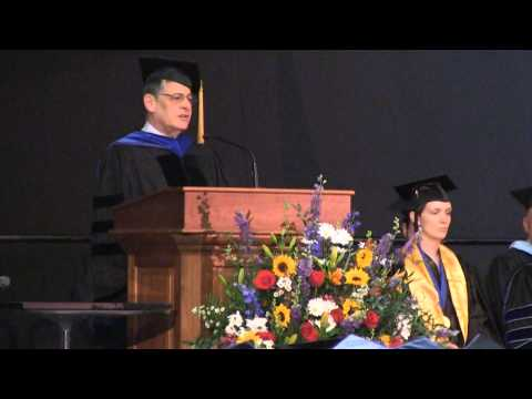 PVCC Fortieth Annual Commencement - Commencement Speaker Samuel N. Pincus