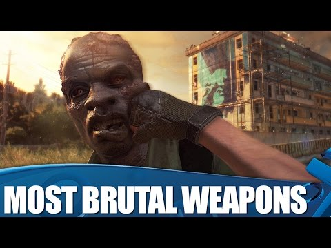 Dying Light: 8 weapons that make it the most brutal zombie killer on PS4