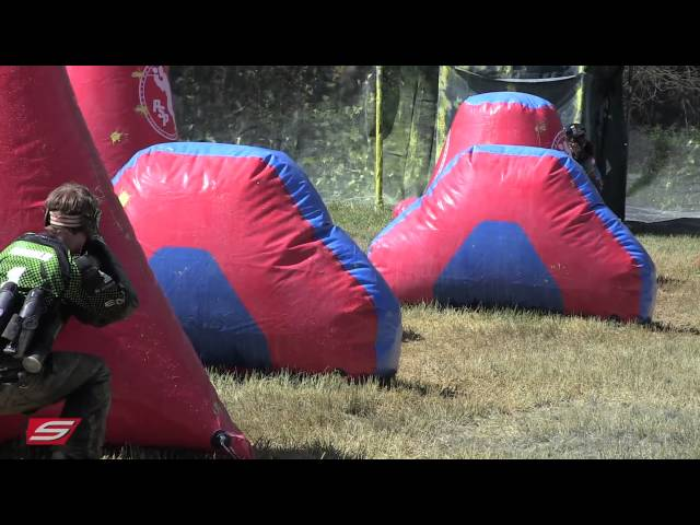 D2 Finals Match | DC Devastation vs Hustle | 2013 PSP MAO | Paintball