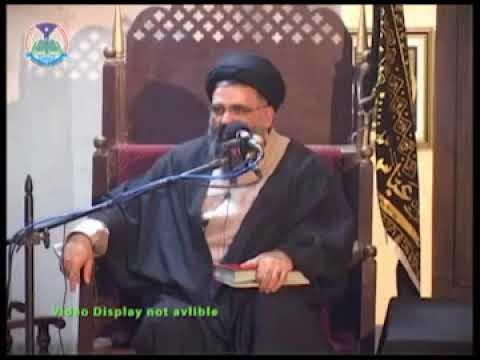شیعہ کے آپس میں اختلافات کی وجہ   علامہ سید جواد نقوی