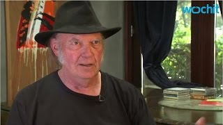"Trump can use ""Rockin' in the Free World"" says Neil Young"