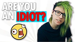 THIS QUIZ IS OFFENSIVE - Idiot Test (90 Percent FAIL)