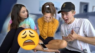 BOYFRIEND VS BESTFRIEND - *GONE WRONG*