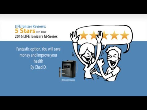 Life Ionizer Reviews - Alkaline water is not a scam.
