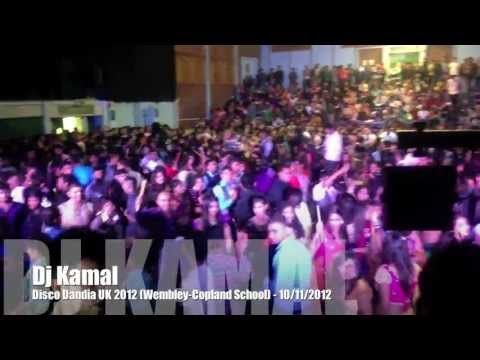 Disco Dandia U.K. LONDON 2012 - DJ KAMAL (10112012)