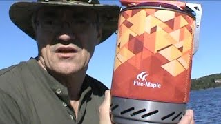 Fire-Maple Stove Review