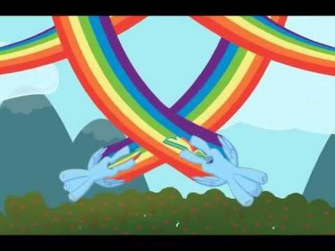 Rainbow Blitz x Rainbow Dash Human Rainbow Blitz x Rainbow Dash