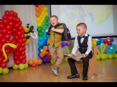 Смешная сценка Опять двойка, выпускной бал в детском саду