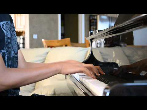Nothing On You ft. Bruno Mars by BoB - Piano Cover by Scott Valena | For Elva Martinez