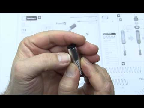 Axial Yeti Build Video #29