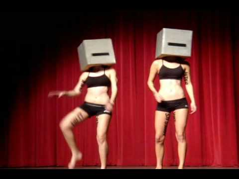 Daft Bodies Harder Better Faster Stronger- Talent Show