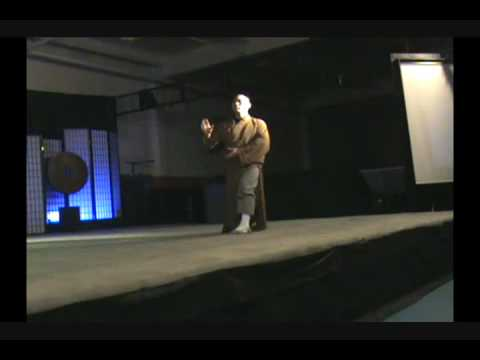 Shaolin Temple Kung Fu - Rou Quan (Soft Fist)