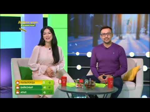 Доброе утро, Казахстан! Выпуск от 22.02.2018