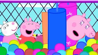 Peppa Pig Official Channel 💖 Peppa Pig Loves Soft Play