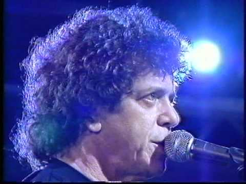 LOU REED - NYC man/Hooky Wooky - LIVE TV 1996