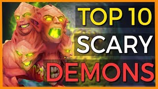 10 Most Horrific Demons In World of Warcraft