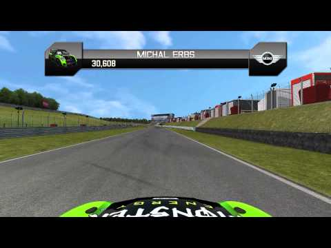 rFactor Mini Cup: Great Britain - Brands Hatch onboard preview