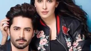 Ayeza Khan and Danish Taimoor s photoshoot for valentine day