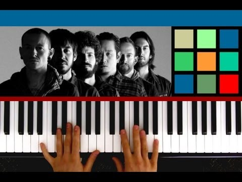 How To Play iridescent Piano Tutorial (linkin Park) video