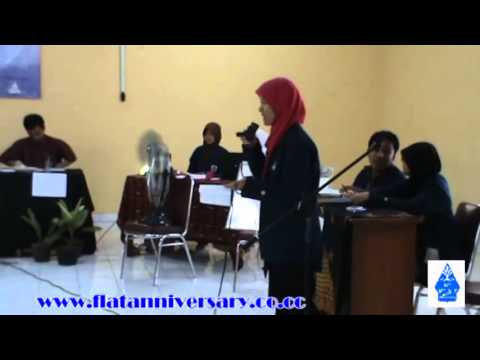 English Debate Competition UIN Jakarta part 2
