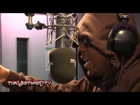 Kendrick Lamar Freestyle With Tim Westwood!
