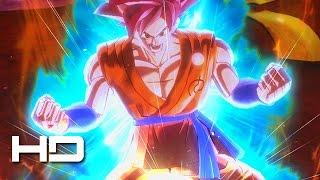DRAGON BALL XENOVERSE 2 - Goku All Tranformations (Super Saiyan 1-2-3-SSG-Blue & Kaioken) Mod