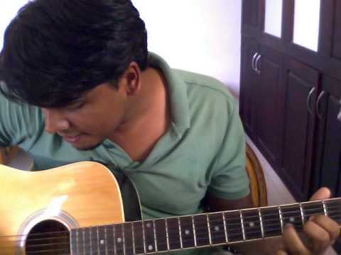 Vennila Chandana Kinnam Guitar video