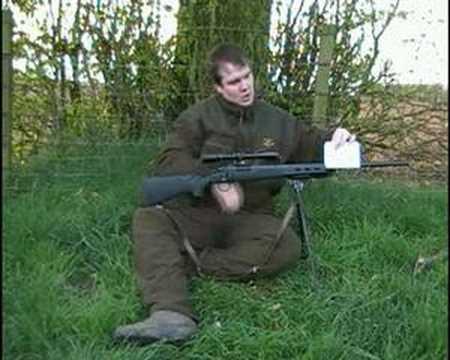 Remington 700 sps varmint 308 win review