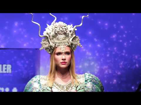 Designer George Styler  Runway Show LA Fashion Week 2018. LAFW Spring Summer 2019