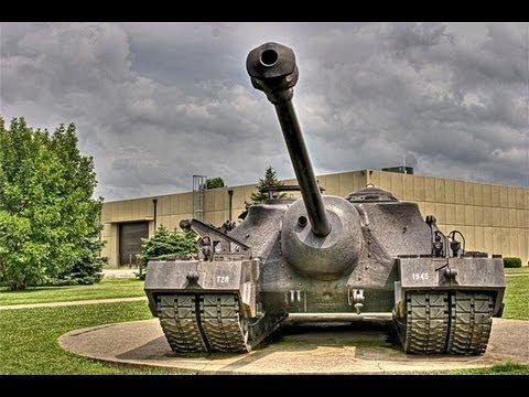 Т28 (ПТ) Броня крепка, пусть танки и не быстры! - YouTube