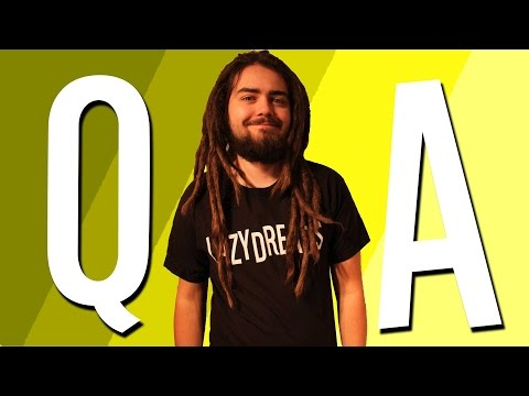 When To Dye Dreads? + More!  (Dreadlocks Q&A #52)