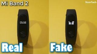 Fake Mi Band 2 vs. Original Xiaomi Mi Band 2 | Fake vs Real