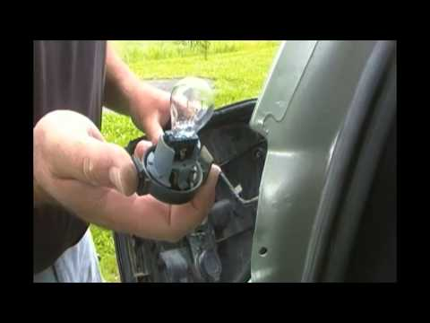 Replacing a brake light switch on a 2002 Dodge Caravan