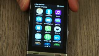 NOKIA ASHA 311 Unboxing and Hands on Review