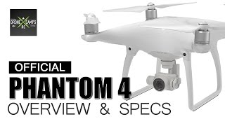 DJI Phantom 4 - OFFICIAL Overview. Should You Buy It?