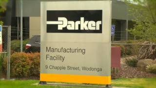 Tour of Parker Hannifin Electromechanical & Drives facility demonstrates new breed of manufacturing