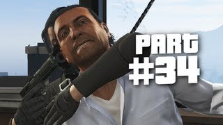 Grand Theft Auto 5 Gameplay Walkthrough Part 34 - Three's Company (GTA 5)