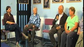Group testimony of Holocaust survivors from Transnistria, 22.04.2010. (Part 1)