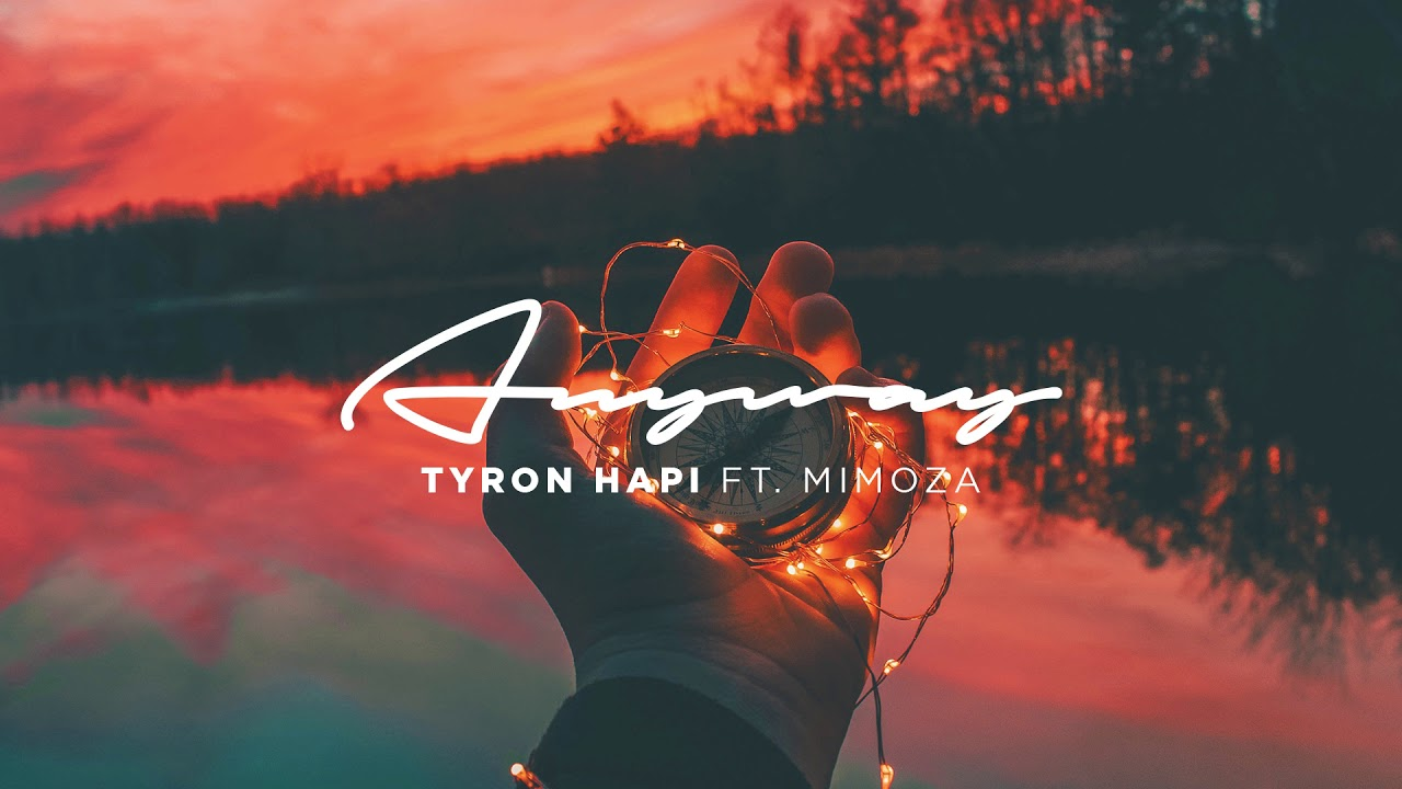 Tyron Hapi - Anyway feat. Mimoza (Cover Art) [Ultra Music]