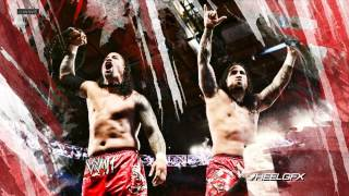 "2014: The Usos 4th WWE Theme Song - ""So Close Now"" (w/ Siva Tau Intro) + Download Link ᴴᴰ"