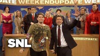 Weekend Update: Stefon's Farewell - SNL